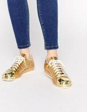 adidas Originals - Superstar - Scarpe da ginnastica anni '80 oro metallico