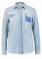 LOIS Jeans LAURIE  Camicia dirty bleach
