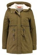 TOM TAILOR DENIM Parka golden olive green