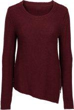 Pullover con cerniera (Rosso) - BODYFLIRT