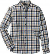 Camicia a quadri a manica lunga regular fit (Blu) - bpc bonprix collection