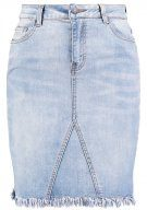 Object OBJTINNIE BELLA Gonna di jeans light blue denim