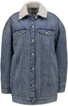 Weekday Giacca di jeans blue denim
