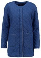 ONLY ONLCAMERON Cappotto corto dark blue denim