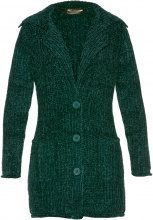 Cappotto in ciniglia (Verde) - bpc selection