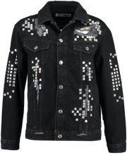 Topshop IRRI Giacca di jeans black
