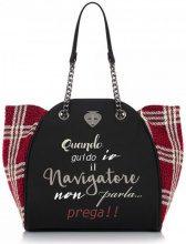 Borsette Le Pandorine  Borsa  Classic Wool ''Navigatore''