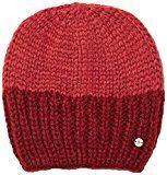 edc by Esprit 106CA1P001, Cuffia Donna, Rosso (Bordeaux Red), Taglia unica