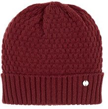Bench Interest Turn Up Beanie, Cuffia Donna, Rosso (Cabernet Rd11343), Taglia Unica
