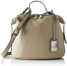 Buffalo BAG S017-167A Leather PU, Borse a Tracolla Donna, Beige (Nude 01), 17 x 38 x 29 cm (B x H x T)