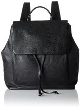 Clarks Totterdown bay, Borsa Donna, Nero (Black Leather), 15x30x42 cm (L x H x D)