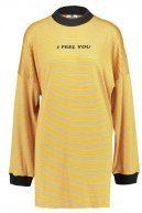 The Ragged Priest FEELINGS  Vestito di maglina yellow