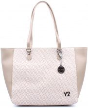 Borsa Shopping Y Not?  ? Y-006 Shopping Donna Marrone