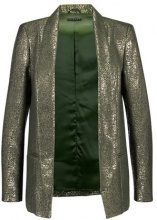 Sisley Blazer dark green/gold