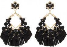 Lova & Rosie TASSEL & POM Orecchini black