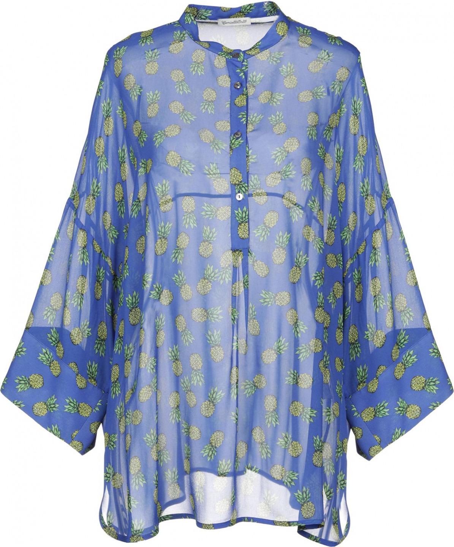 Bluse crêpe blu   Tendenze Donna Inverno 2020   Bantoa