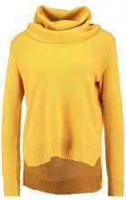 Benetton TURTLE NECK Maglione yellow