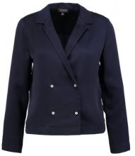 Topshop Blazer navy blue
