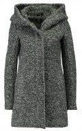 ONLY ONLINDIE Cappotto classico dark grey melange