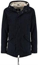 Superdry Winter Rookie Military Parka, Eskimo Uomo, Blu (Dark Navy), X-Large (Taglia Produttore:XL)