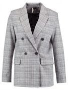 Topshop B&&B CHECK  Blazer grey