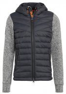 Superdry STORM HYBRID Giacca da mezza stagione grey heather