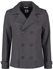 Pier One Cappotto corto dark grey