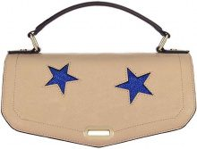 Borsa Numeroventidue  MEDIUM TUR TOP LUXUR Borse Accessori Big Stars Beige