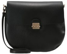 Dorothy Perkins LOCK SADDLE  Borsa a tracolla black