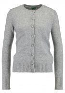 Benetton Cardigan light gray