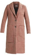 ONLY ONLPIPER POCKET COAT Cappotto classico black ink/creme/red
