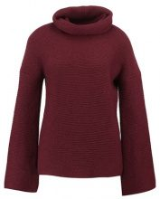 IVY & OAK FLARED SLEEVE  Maglione merlot