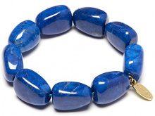 FASHIONNECKLACEBRACELETANKLET, colore: blu, cod. OSCY371000