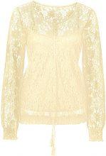 Blusa in pizzo (Bianco) - BODYFLIRT boutique