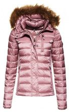 Superdry LUXE FUJI Giacca invernale pink