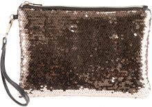Pochette con paillettes reversibili (Oro) - bpc bonprix collection