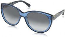 Calvin Klein Occhiali da sole CK7900 Wayfarer, 403 Crystal Blue