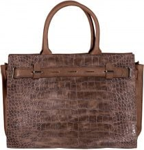 Borsa business rettilata (Marrone) - bpc bonprix collection