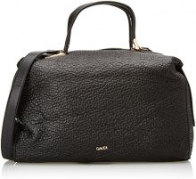 Gaudì V7ai-70582 Big Top Handle Bag-Linea Allison, Borsa a Mano Donna, Nero (Black), 38 x 21 x 17 cm (W x H x L)