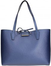 Borsa Shopping Guess  VG642215 Shopper Donna BLUE COGNAC