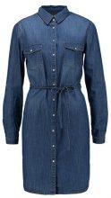 Springfield VESTIDO ARABES Vestito di jeans blues
