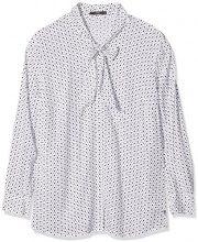 BRAX Val, Camicia Donna, Bianco (WHITE 99), 44