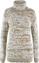 Pullover a collo alto (Bianco) - bpc bonprix collection