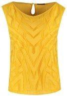 Top - jaune