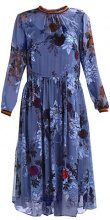 Karen by Simonsen PAINT DRESS Vestito estivo blue