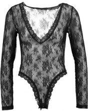Glamorous Petite BODY Camicetta black