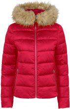 Piumino leggero con cappuccio (Rosso) - BODYFLIRT