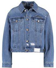 Steve J & Yoni P / SJYP Giacca di jeans denim blue