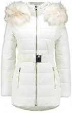 Miss Selfridge LONGLINE  Cappotto invernale white