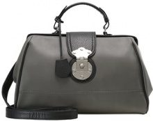 New Look DOROTHY DOCTOR Borsa a mano dark grey